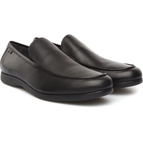 Camper George Black Formal shoes Men 18983-002