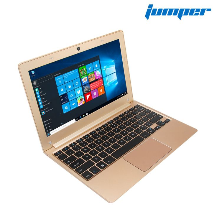 Jumper aire 11.6 pulgadas windows 10 caja de aluminio del ips 1920x1080 intel trail cereza z8350 4 gb 128 gb ordenador de tipo c Ultrabook