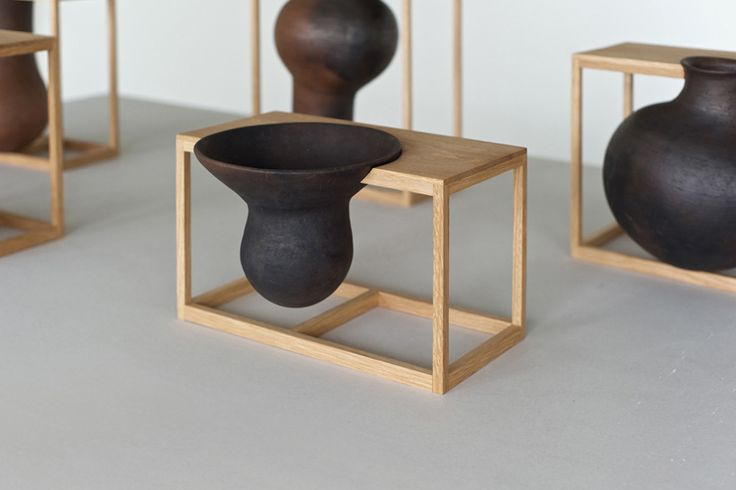 sinkhole vessels by liliana ovalle and colectivo 1050º - designboom | architecture & design magazine