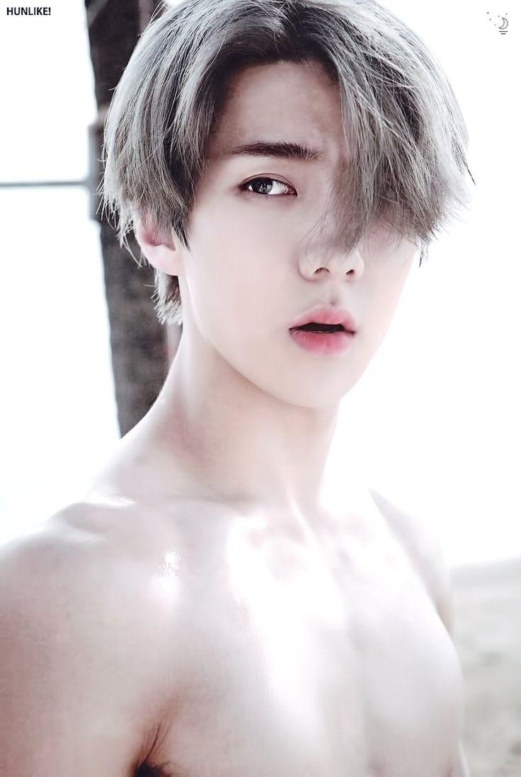 A-N-J-O Sehun EXO ❤️