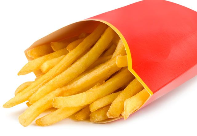McDonalds patatesi evde nasıl yapılır? - PembeNar