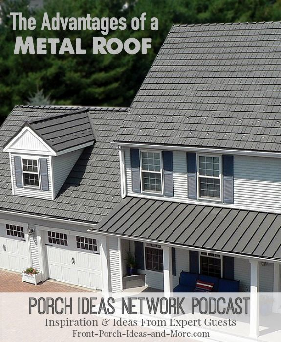 Podcast 21 Metal Roof Materials