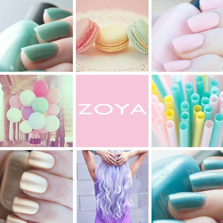 Tırnaklara bahar geldi! #zoyadot #zoyahudson #zoyamonet #zoyacole #zoyadillon #zoyarebel #zoyabrooklyn #zoya #zoyaoje #zoyaturkiye #moda #fashion #style #nails #nail #nailcolors #zoyanail #women #like #love