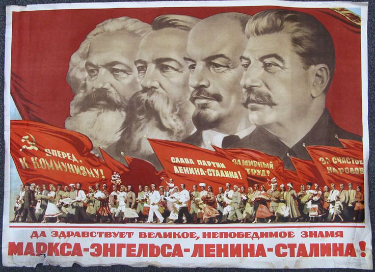 stalins use of propoganda This video below is an example of russian propaganda used during the reign of stalin, propaganda is an example of the censorship of the media, glorifying the country and ignoring or covering.