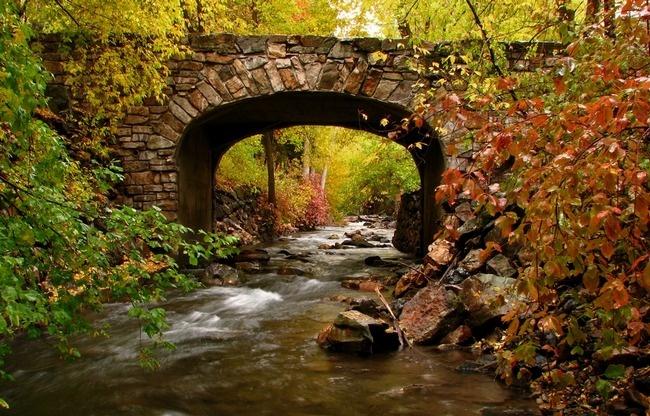 Stone Bridge Crossing