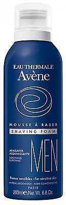 Avène Shaving Foam (200ml)  http://www.ebay.co.uk/itm/Avene-Shaving-Foam-200ml-/252768623282?hash=item3ada2f1ab2:g:yYMAAOSwtfhYoWOr