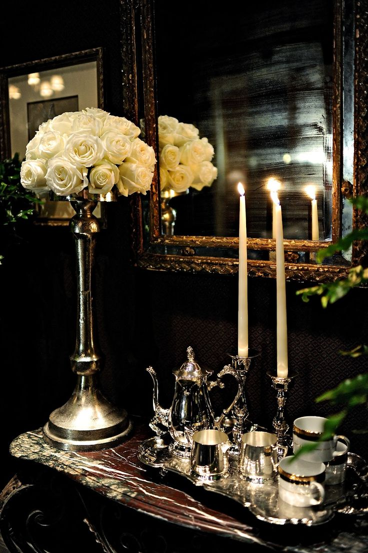 Posh Couture Rentals: Tabletop Tuesday: Grace Kelly