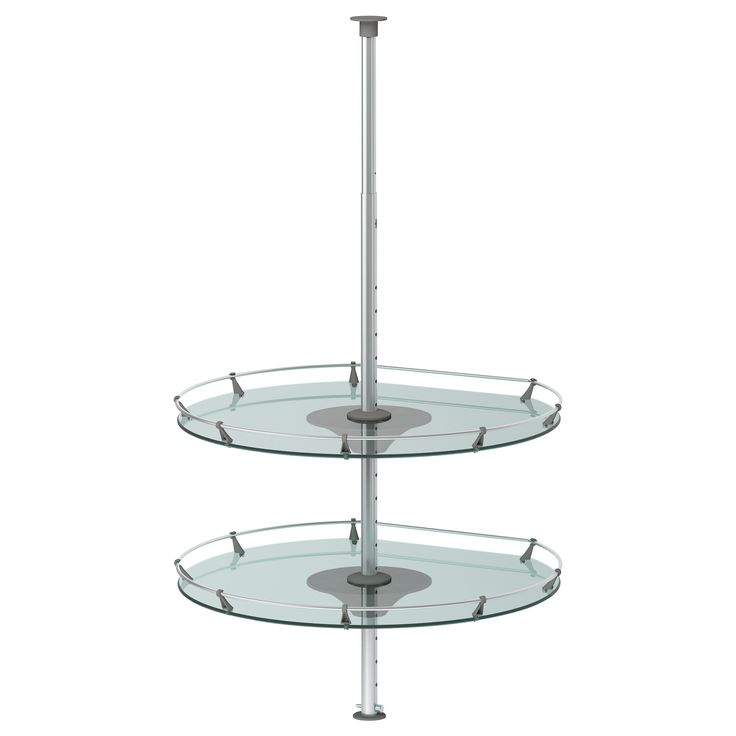 RATIONELL Wall corner cabinet carousel - IKEA