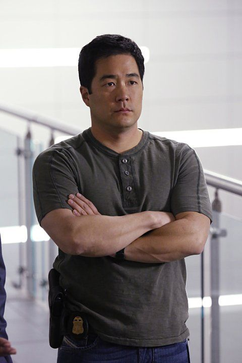 Agent Kimball Cho (played by Tim Kang) in The Mentalist (2008)