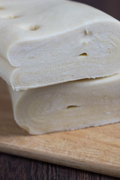 Инвертное слоеное тесто или слоеное тесто наоборот - FOUNDATION