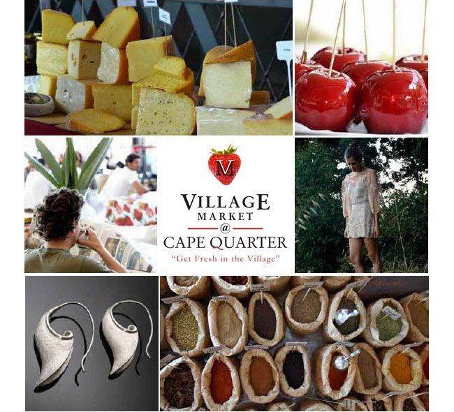 Cape Town Market | Village Market @ Cape Quarter | Get fresh in the Village.