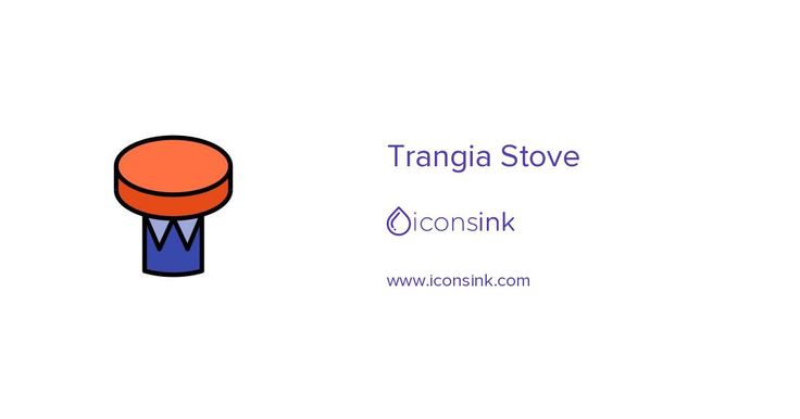 Download Trangia Stove icon in PNG, SVG or EPS format. Icon designed by Iconsink