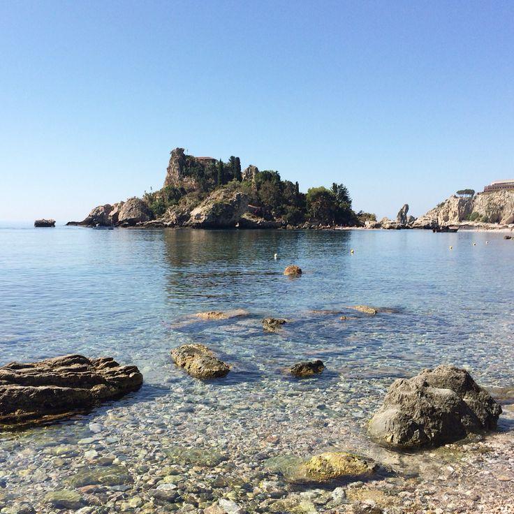Isola Bella - Taormina - Italy
