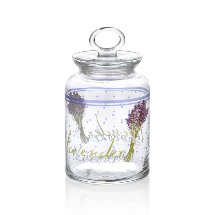 Lavender Kavanoz / Jar-1500 cc #bernardo #kitchen #mutfak #breakfast #kahvalti #tabledesign
