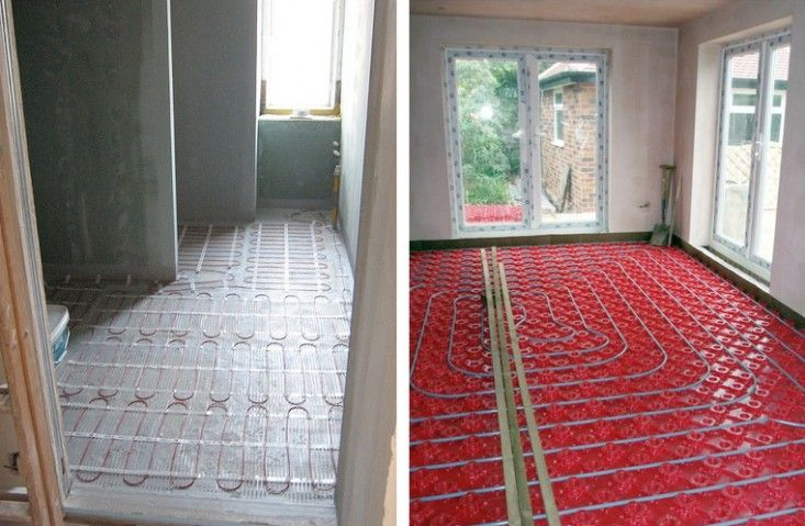 116 best images about plumbing on pinterest copper for Best hydronic radiant floor heating systems