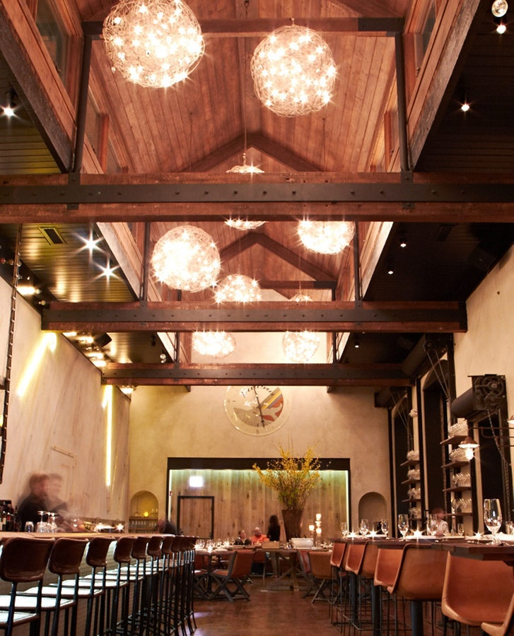 18 Best Restaurant Decor Images On Pinterest