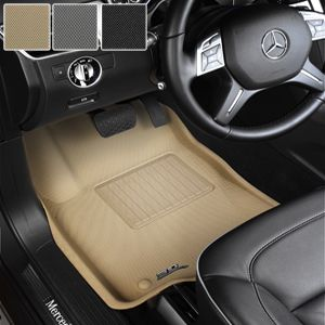 Mercedes CL500 & Toyota FJ Cruiser AutoSport Deluxe Floor Liners ($96/per row, front or back)