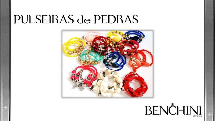 Catálogo pulseiras Benchini Ornatos  Catálogo de pulseiras - Benchini Ornatos