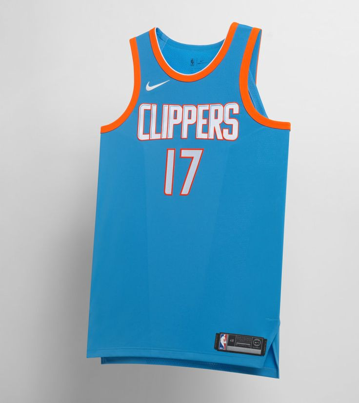 Los Angeles Clippers - Nike NBA City Edition Jerseys | Sole Collector