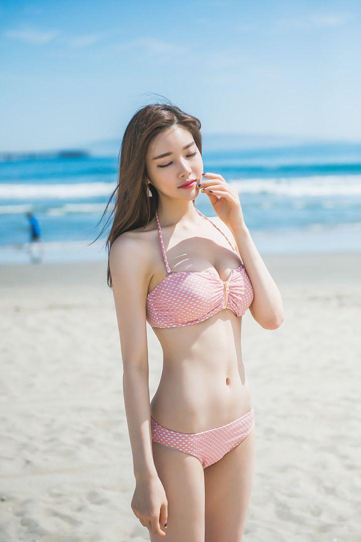 фото в бикини кореянок - 1
