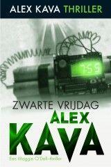 Alex Kava – Zwarte vrijdag #harlequin #thriller #alexkava #maggieodell #boeken