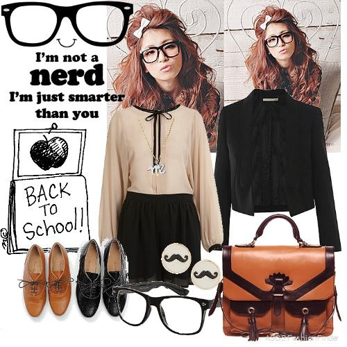 51 Best Cute Nerd Outfits Images On Pinterest | Cute Nerd Outfits Autumn Outfits And Fall Outfits
