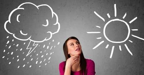 Позитивные мысли сделают вас здоровыми и успешными