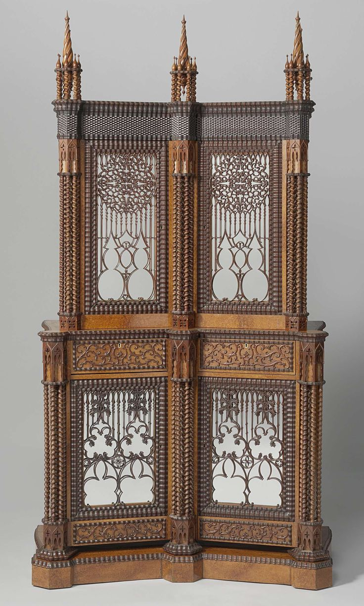 Ancient gothic furniture - Find This Pin And More On Gothic Revival