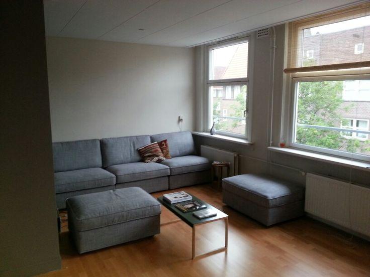 Kivik In Isunda Grey I Wanted A Large Sofa To Lounge And