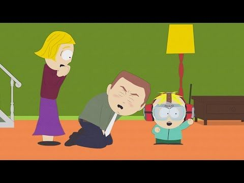 I'M A BAAAAD MAN!!! - South Park - YouTube