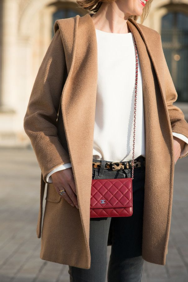 The Camel Coat II [Outfit] (Blog Mode - The Working Girl)
