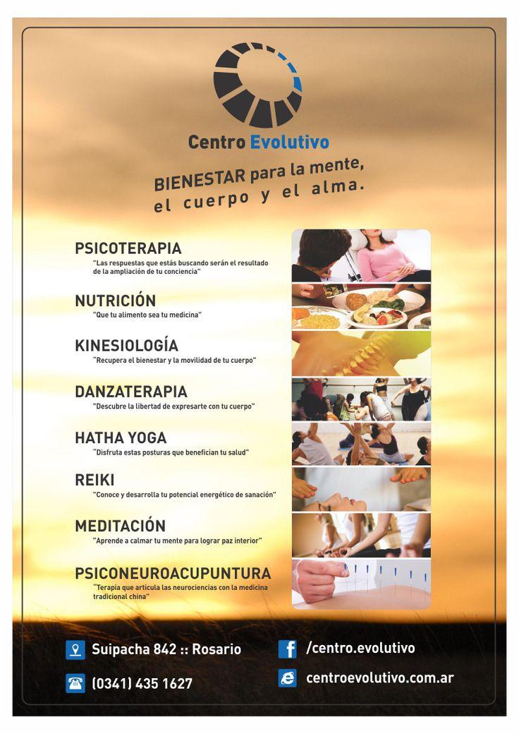 Afiche multidisciplinario