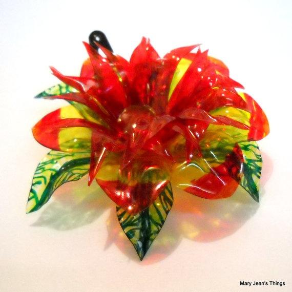 Water Bottle Flowers: 199 Best Images About Plastic Bottle Crafts On Pinterest