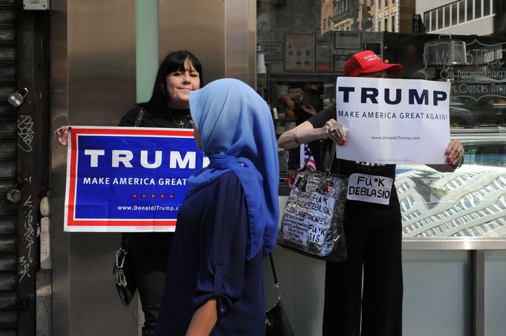 Trump's Travel Ban, SCOTUS Decision Are 'Government-Sanctioned Discrimination,' Muslim-American Leaders and Allies Say