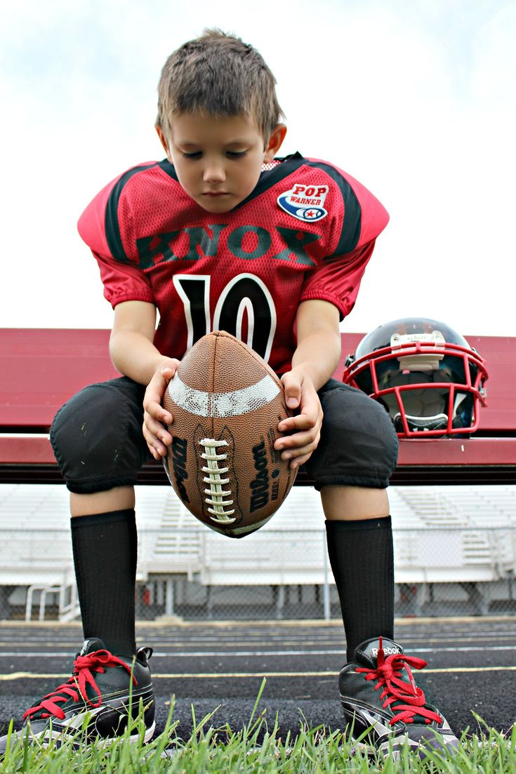 FOOTBALL PHOTO IDEAS