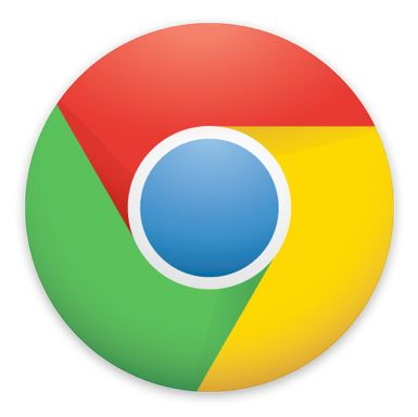 Google Chrome - my web browser of choice.