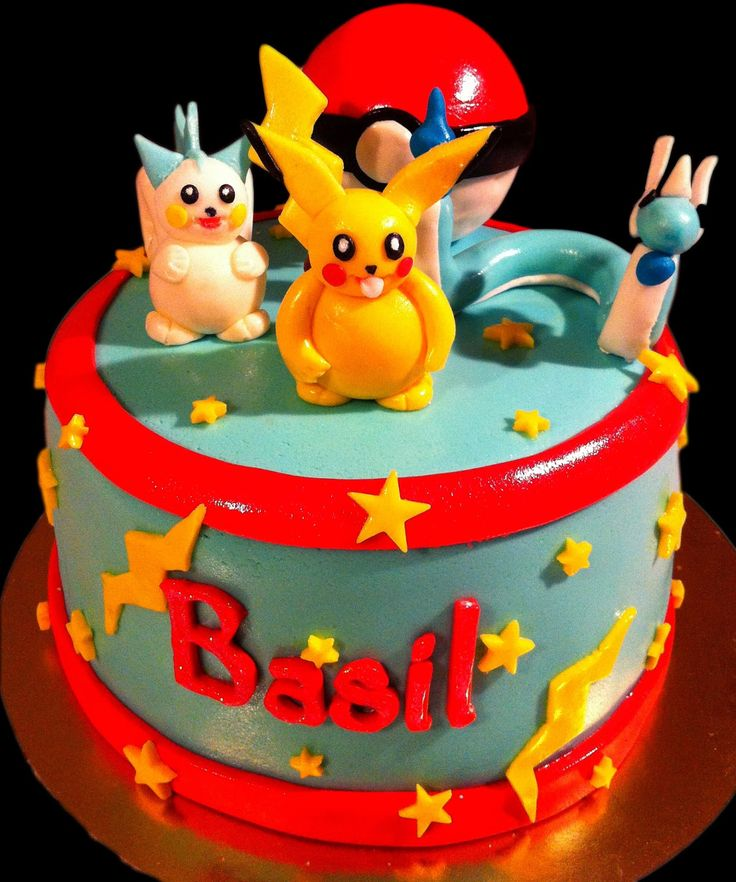 36 best pokemon cake images on pinterest. Black Bedroom Furniture Sets. Home Design Ideas