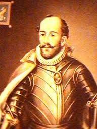 20 – Sospechando dichos planes, Pizarro pensó en apresar al Mozo y a Rada, más se contuvo ante la proximidad del Visitador Cristóbal Vaca de Castro, comisionado por el rey que venía para mediar como Juez en los disturbios de los conquistadores.