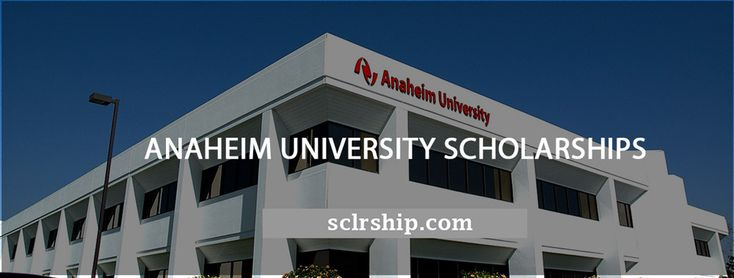 Anaheim University Scholarships for International Students in USA  https://sclrship.com/country/united-states/anaheim-university-scholarships-international-students-usa/    #sclrship #onlineDegree