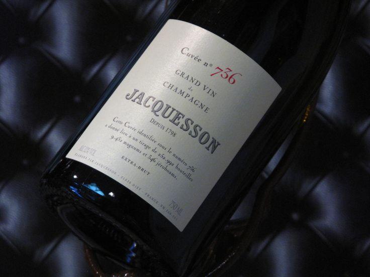 Champagne Cuvée 736  Domaine Jacquesson #champagne