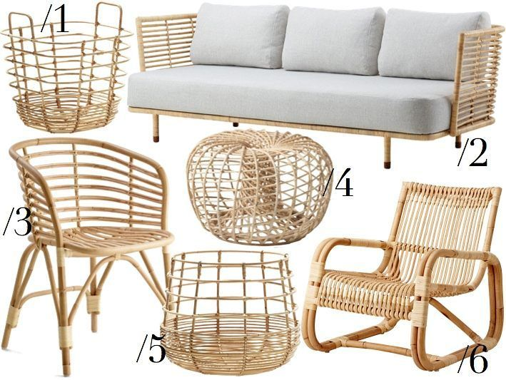 Dreaming About Rattan Furniture I Homesick Featuring 6 Great Cane Line Rattan Elements I Read The Art Rattan Furniture Ratan Furniture Rattan Outdoor Furniture