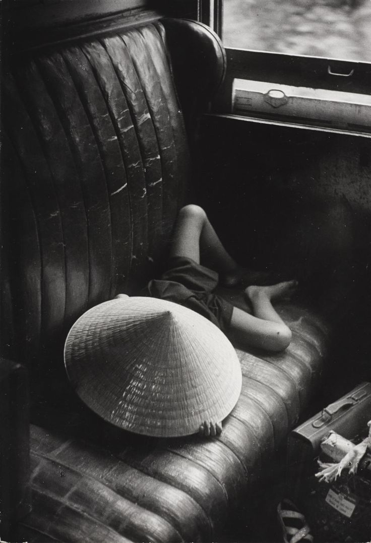 © Werner Bischof, 1952, 'Train La Rafale', Indochina Find more photos of Bischof's Indochina-portfolio here. » find more of Magnum Pho...