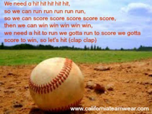 Favorite softball cheer #3 www.californiateamwear.com