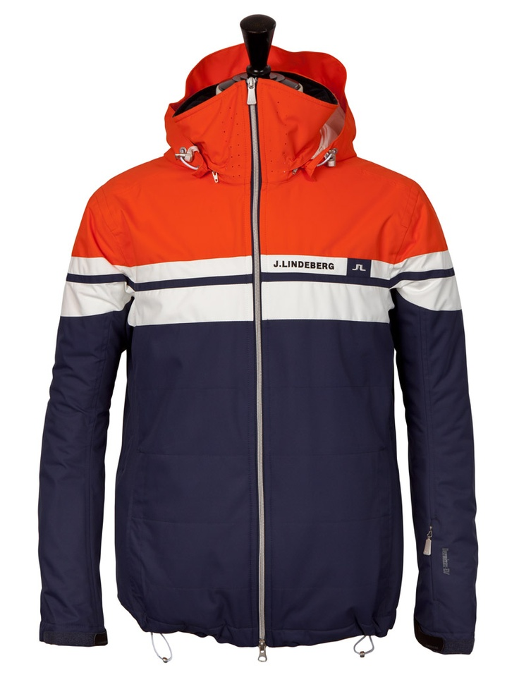 Lindeberg elias jacket