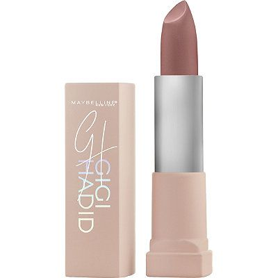 Maybelline Gigi Hadid East Coast Glam Matte Lipstick Color:TauraTaura