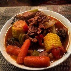 Caldo de Res (Mexican Beef Soup) - Allrecipes.com