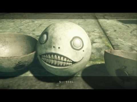 【NieR Automata】泣いた…エミールまとめ(Emil Event)【ニーア オートマタ】 - YouTube