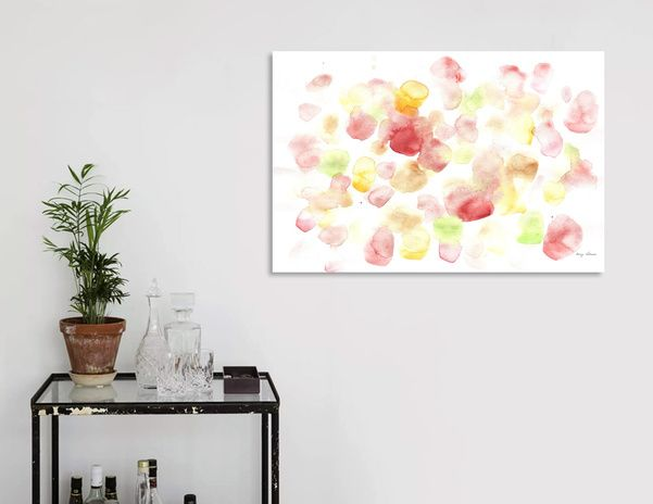 Discover «170725 Abstract Watercolour 13», Limited Edition Aluminum Print by valourine - From $99 - Curioos