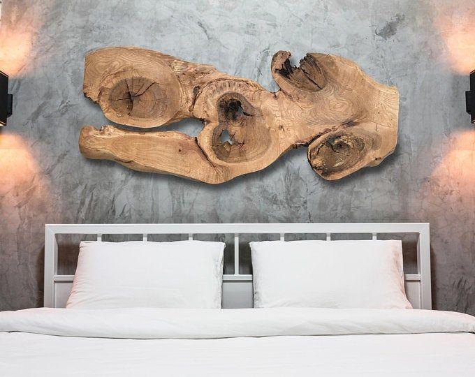 Large Wood Wall Art Wall Sculptures Beautiful Big Wood Etsy In 2021 Large Wood Wall Art Wood Slab Live Edge Wood