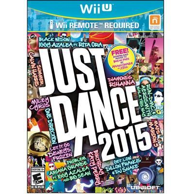 Just Dance 2015  WiiU.  Just Dance 2015 is the latest, most awesome-filled version of the world's #1 dance game!  Never dance alone! In the new Challenger mode, you can dance against friends and family and top-ranked Just Dance players from around the world. The best part is you don't even have to play at the same time; you can play against previous performances and even share your score with the community!  Online multiplayer is back! World Dance Floor, the online multiplayer mode, lets you…